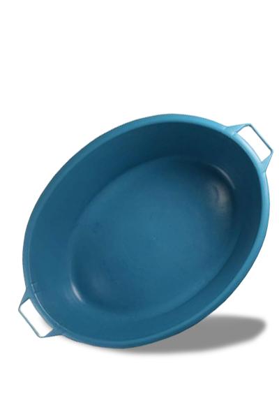Oval plastični 85l