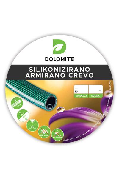 Armirano silikonizirano PVC crijevo