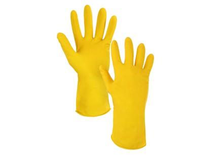 Rukavice gumene Nina žute