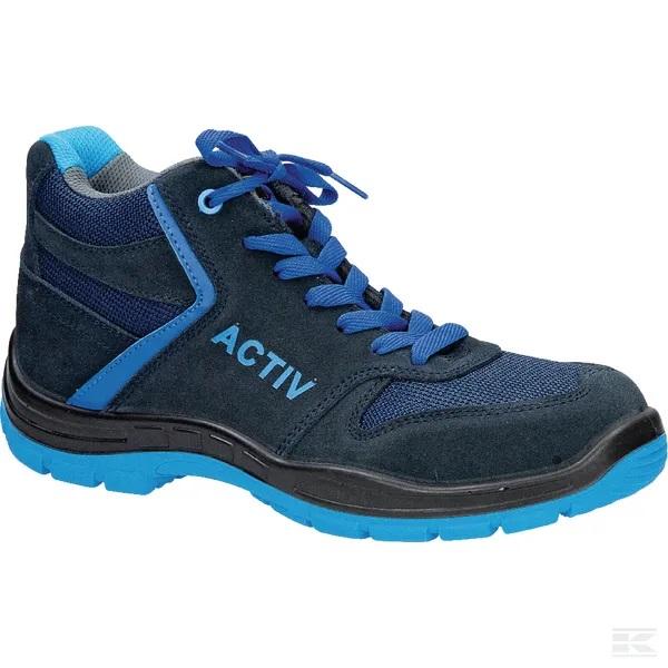 zaštitna visoka cipela s1