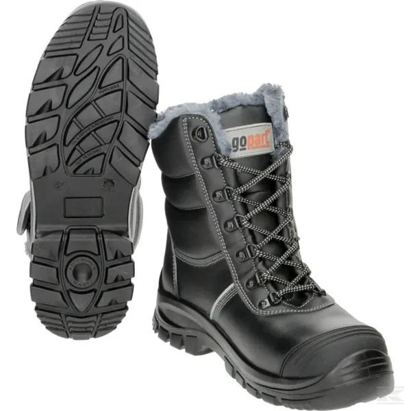 duboka zaštitna cipela s3
