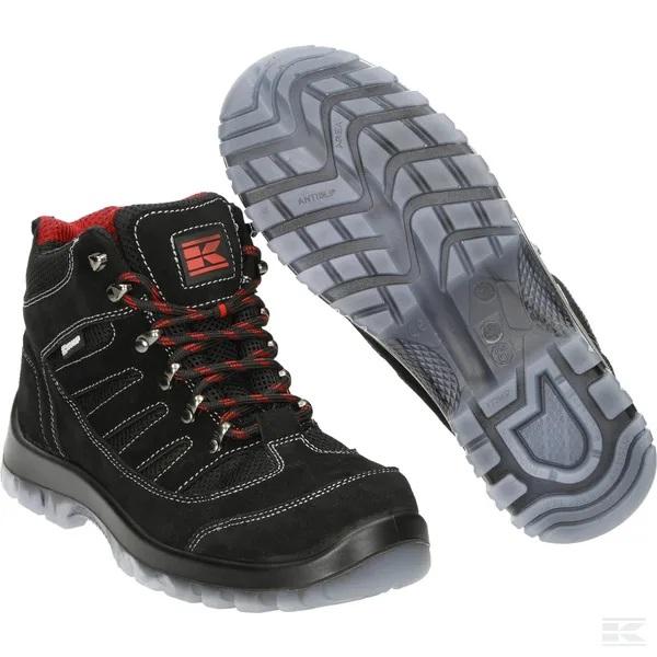 zaštitna visoka cipela s3