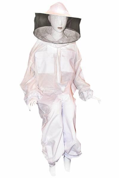 pčelarsko odijelo sa šeširom
